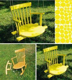 Diy Tree Swings 47 - Awesome DIY Tree Swing Ideas To Try Now