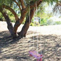 Diy Tree Swings 6 214x214 - Awesome DIY Tree Swing Ideas To Try Now