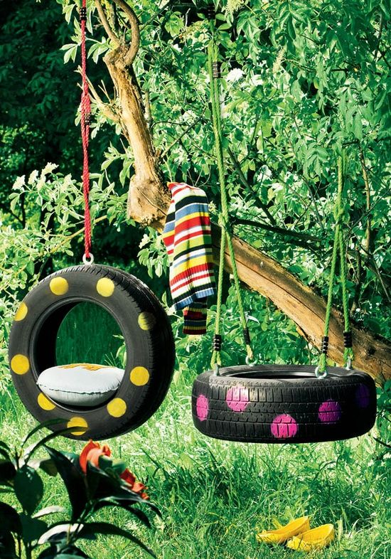 Diy Tree Swings 8 - Awesome DIY Tree Swing Ideas To Try Now