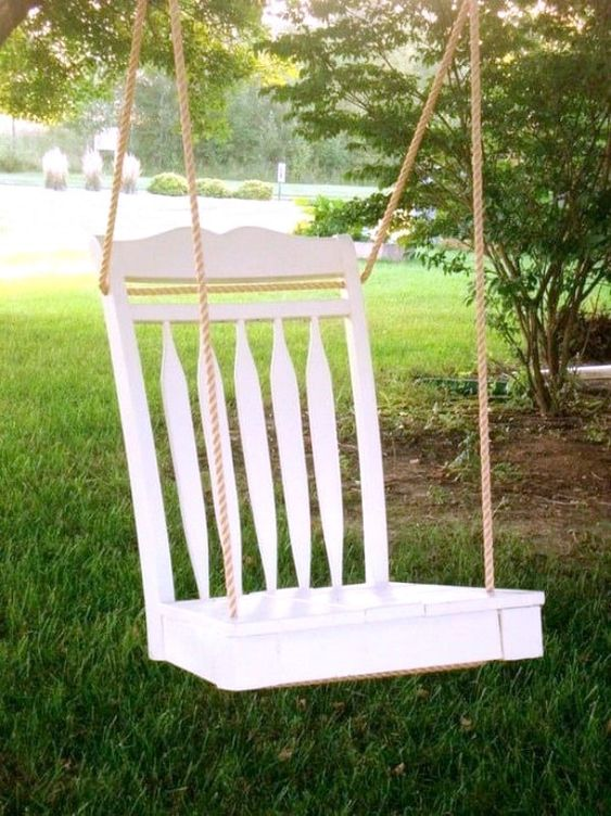 Diy Tree Swings 9 - Awesome DIY Tree Swing Ideas To Try Now