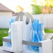 Diy Utensil Holder Projects 16 214x214 - Miraculous DIY Utensil Holder Projects Ideas