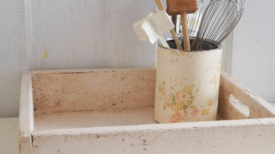 Diy Utensil Holder Projects 26 - Miraculous DIY Utensil Holder Projects Ideas