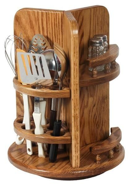 Diy Utensil Holder Projects 28 - Miraculous DIY Utensil Holder Projects Ideas