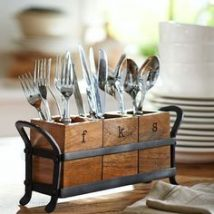Diy Utensil Holder Projects 40 214x214 - Miraculous DIY Utensil Holder Projects Ideas