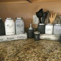 Diy Utensil Holder Projects 42 214x214 - Miraculous DIY Utensil Holder Projects Ideas