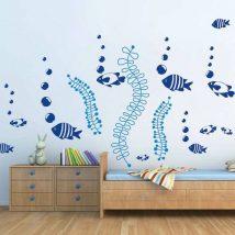 Diy Wall Decals 11 214x214 - Breathtaking DIY Wall Decals Ideas