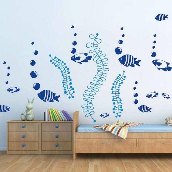 Diy Wall Decals 11 - Breathtaking DIY Wall Decals Ideas