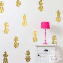 Diy Wall Decals 12 214x214 - Breathtaking DIY Wall Decals Ideas