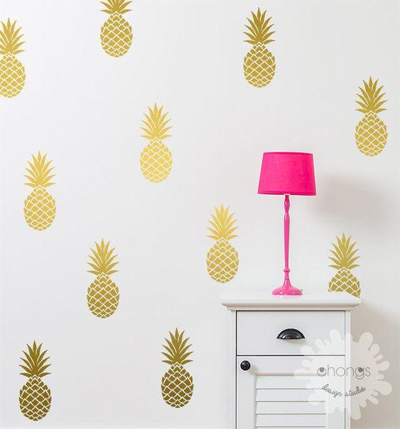 Diy Wall Decals 12 - Breathtaking DIY Wall Decals Ideas