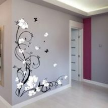 Diy Wall Decals 15 214x214 - Breathtaking DIY Wall Decals Ideas