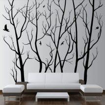 Diy Wall Decals 16 214x214 - Breathtaking DIY Wall Decals Ideas