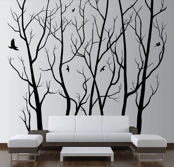 Diy Wall Decals 16 - Breathtaking DIY Wall Decals Ideas