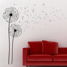 Diy Wall Decals 17 214x214 - Breathtaking DIY Wall Decals Ideas