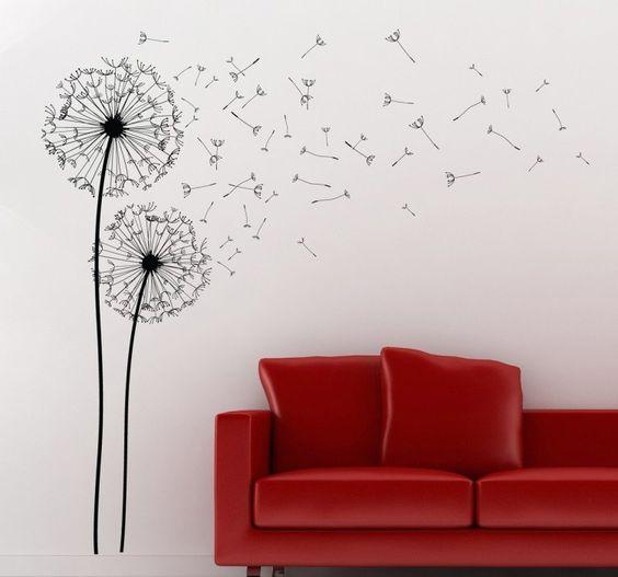 Diy Wall Decals 17 - Breathtaking DIY Wall Decals Ideas