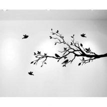 Diy Wall Decals 21 214x214 - Breathtaking DIY Wall Decals Ideas