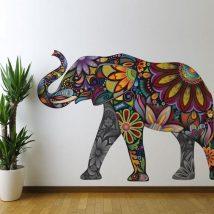 Diy Wall Decals 23 214x214 - Breathtaking DIY Wall Decals Ideas