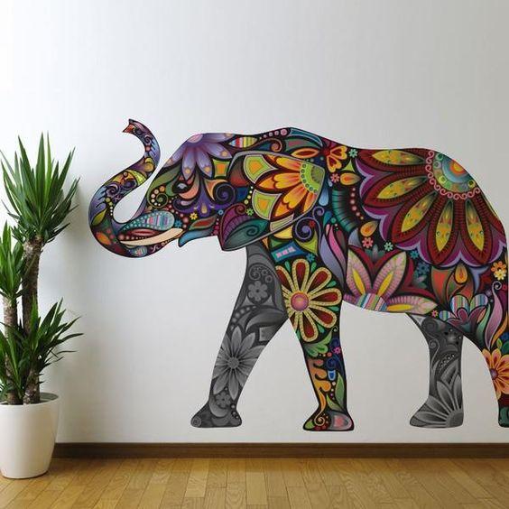 Diy Wall Decals 23 - Breathtaking DIY Wall Decals Ideas