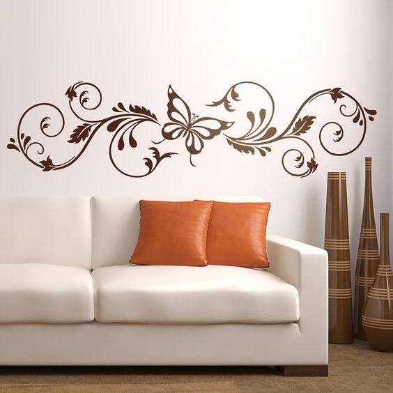 Diy Wall Decals 26 - Breathtaking DIY Wall Decals Ideas