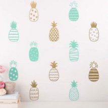 Diy Wall Decals 28 214x214 - Breathtaking DIY Wall Decals Ideas