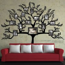 Diy Wall Decals 31 214x214 - Breathtaking DIY Wall Decals Ideas