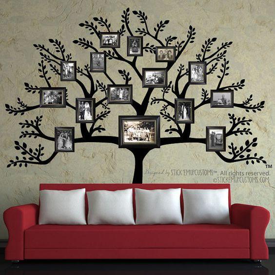 Diy Wall Decals 31 - Breathtaking DIY Wall Decals Ideas
