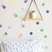 Diy Wall Decals 37 214x214 - Breathtaking DIY Wall Decals Ideas