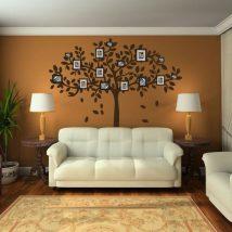 Diy Wall Decals 38 214x214 - Breathtaking DIY Wall Decals Ideas