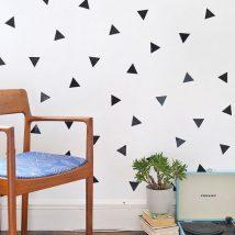 Diy Wall Decals 39 214x214 - Breathtaking DIY Wall Decals Ideas