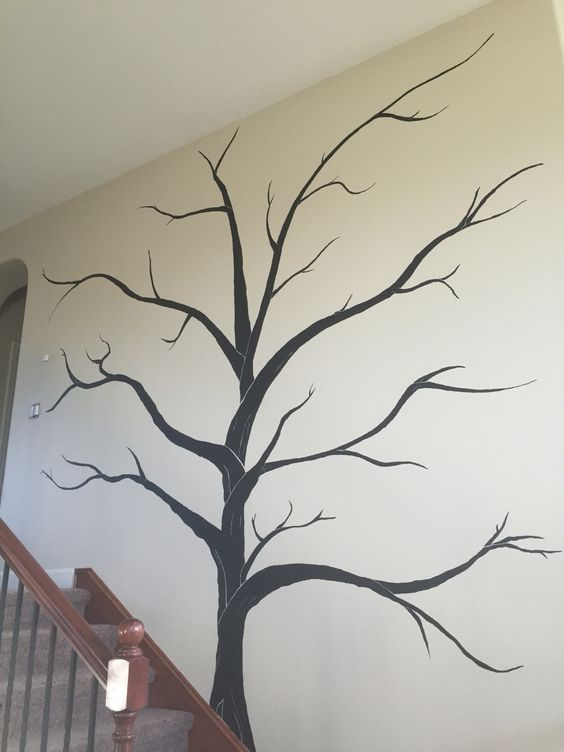 Diy Wall Decals 4 - Breathtaking DIY Wall Decals Ideas