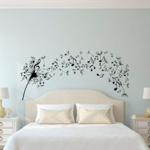 Diy Wall Decals 42 214x214 - Breathtaking DIY Wall Decals Ideas