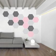 Diy Wall Decals 45 214x214 - Breathtaking DIY Wall Decals Ideas