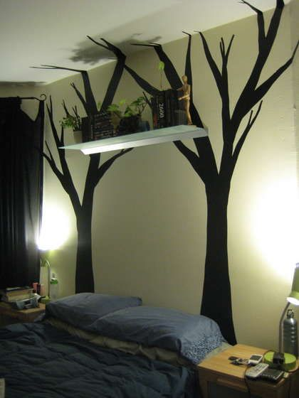 Diy Wall Decals 47 - Breathtaking DIY Wall Decals Ideas