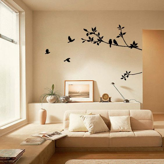 Diy Wall Decals 50 - Breathtaking DIY Wall Decals Ideas