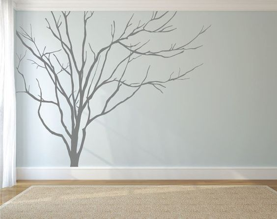 Diy Wall Decals 6 - Breathtaking DIY Wall Decals Ideas