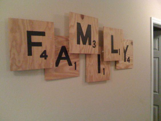 Diy Wall Words 2 - Miraculous DIY Wall Words Ideas