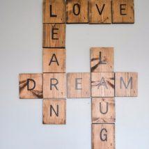 Diy Wall Words 35 214x214 - Miraculous DIY Wall Words Ideas