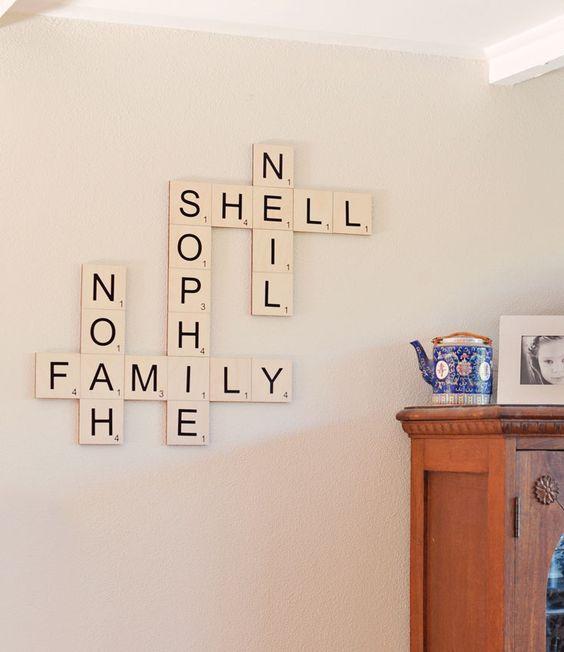 Diy Wall Words 4 - Miraculous DIY Wall Words Ideas