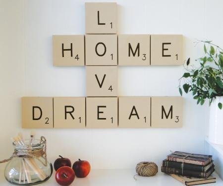 Diy Wall Words 42 - Miraculous DIY Wall Words Ideas