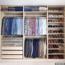 Fabulous DIY Wardrobe Organizers Ideas