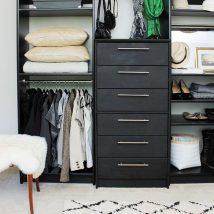 Diy Wardrobe Organizers 10 214x214 - Fabulous DIY Wardrobe Organizers Ideas