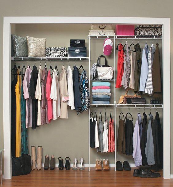 Diy Wardrobe Organizers 11 - Fabulous DIY Wardrobe Organizers Ideas