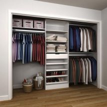 Diy Wardrobe Organizers 14 214x214 - Fabulous DIY Wardrobe Organizers Ideas
