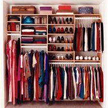 Diy Wardrobe Organizers 17 214x214 - Fabulous DIY Wardrobe Organizers Ideas