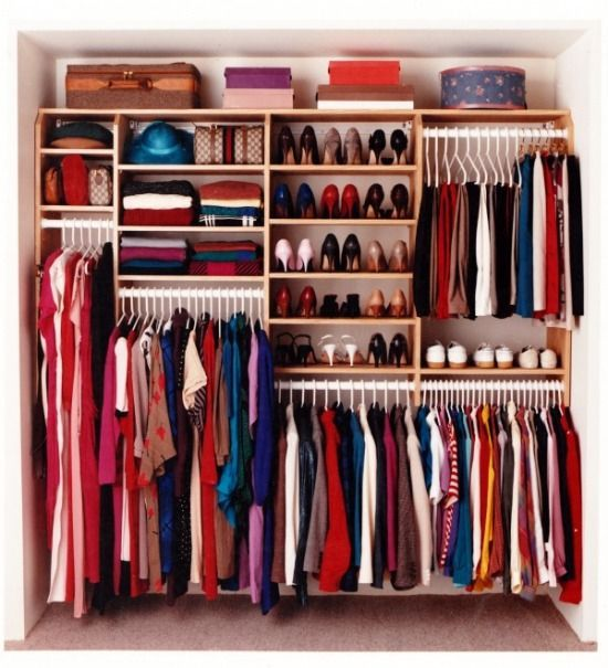 Diy Wardrobe Organizers 17 - Fabulous DIY Wardrobe Organizers Ideas