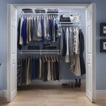 Diy Wardrobe Organizers 20 214x214 - Fabulous DIY Wardrobe Organizers Ideas