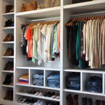 Diy Wardrobe Organizers 22 214x214 - Fabulous DIY Wardrobe Organizers Ideas