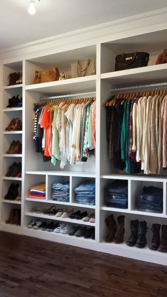 Diy Wardrobe Organizers 22 - Fabulous DIY Wardrobe Organizers Ideas