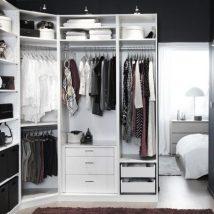 Diy Wardrobe Organizers 23 214x214 - Fabulous DIY Wardrobe Organizers Ideas