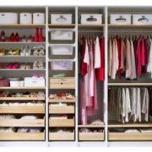 Diy Wardrobe Organizers 25 214x214 - Fabulous DIY Wardrobe Organizers Ideas