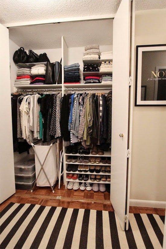 Diy Wardrobe Organizers 26 - Fabulous DIY Wardrobe Organizers Ideas